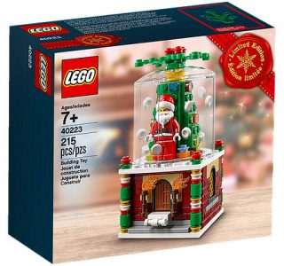 LEGO 40223 SnowGlobe