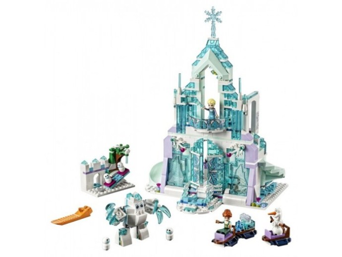 nouveaut s lego disney 2017 41148 elsa 39 s magical ice palace hellobricks blog lego. Black Bedroom Furniture Sets. Home Design Ideas