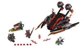 LEGO 70624 Vermillion Invader