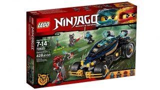 LEGO 70625 Samurai VXL