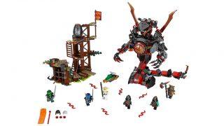 LEGO 70626 Dawn of Iron Doom