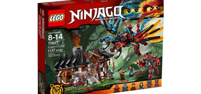 LEGO 70627 Dragon's Forge