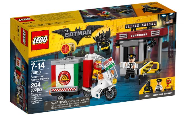 LEGO 70910 Scarecrow Special Delivery The LEGO Batman Movie