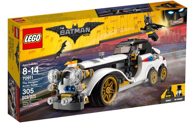 LEGO 70911 The Penguin Arctic Roller The LEGO Batman Movie