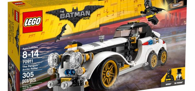 LEGO 70911 The Penguin Arctic Roller The LEGO Batman Movie