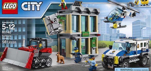 LEGO City 2017 Police Theme