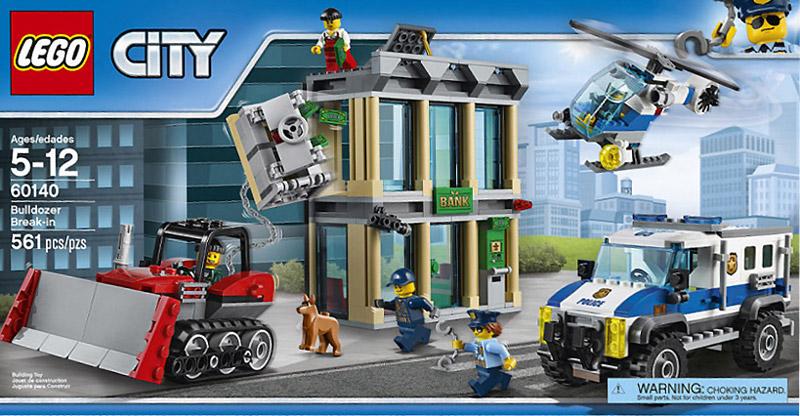 Nouveaut s lego city 2017 visuels officiels des sets - Lego city camion police ...