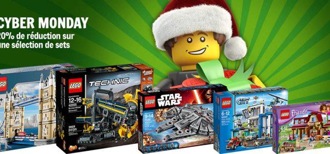 LEGO Cyber Monday