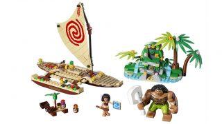 LEGO Disney 41150 Moana's Ocean Voyage