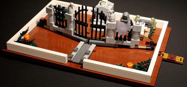 LEGO Halloween mix