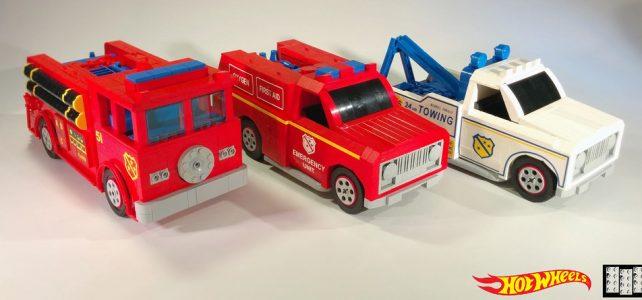 LEGO Hot Wheels