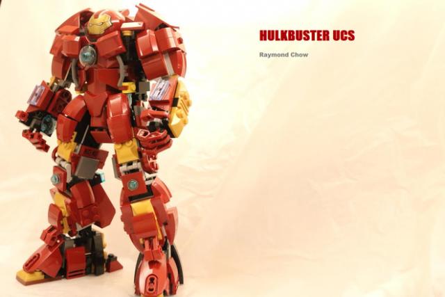 LEGO Ideas Hulkbuster UCS