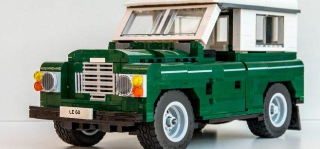 LEGO Ideas Landrover 4×4