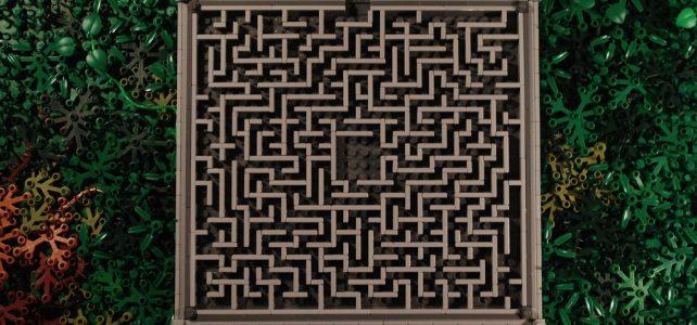 LEGO Labyrinthe Maze
