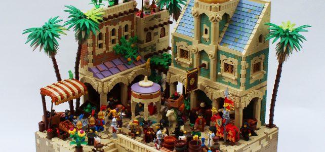 LEGO Le grand Bazar