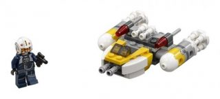 LEGO Star Wars 75162 Y-wing