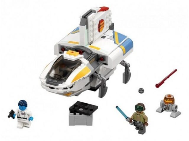 LEGO Star Wars 2017 - 75170 The Phantom