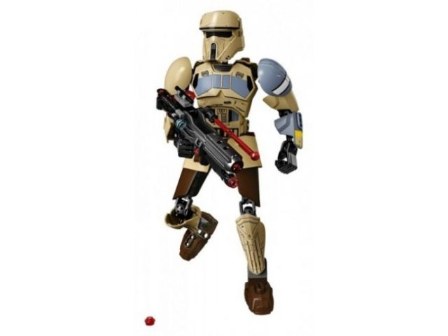 LEGO Star Wars 75523 Scarif Shoretrooper