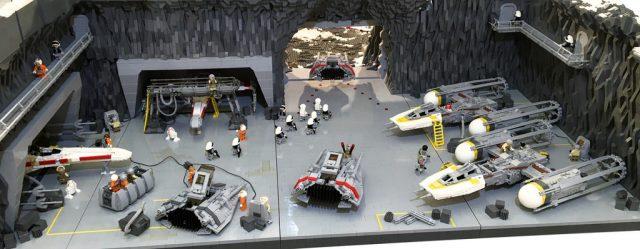 LEGO Star Wars - Battle on Rhen Var (Battlefront I&2)