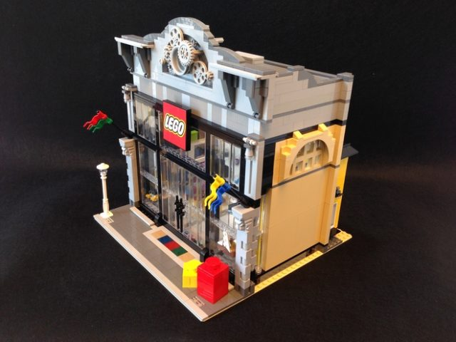 LEGO Ideas LEGO Store Modular