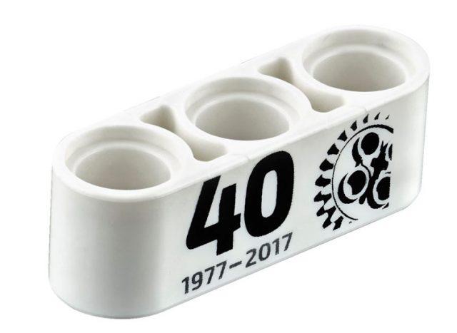 LEGO Technic 40 ans