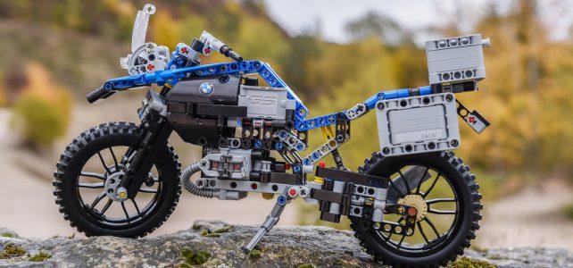 LEGO Technic 42063 BMW R 1200 R Adventure