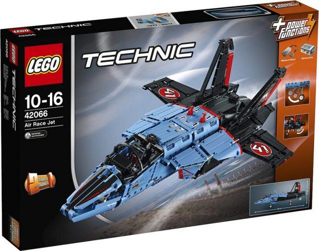 LEGO Technic 2017 LEGO 42066 Air Race Jet