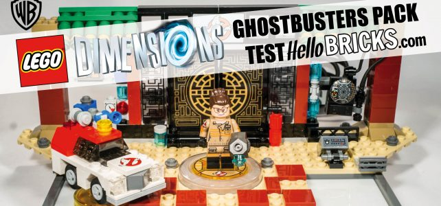 Lego Dimensions Ghostbusters Review