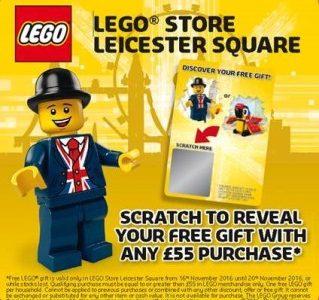 Lester LEGO London