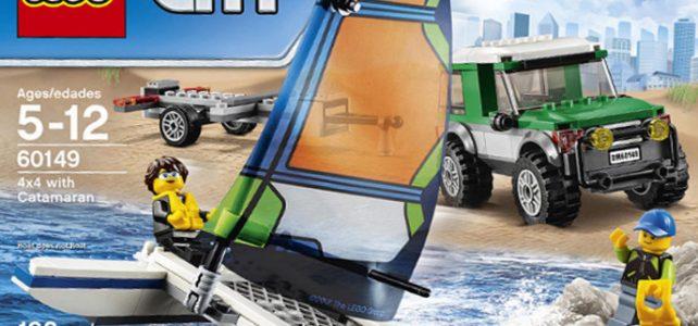 Nouveautés LEGO City 2017 : les autres visuels officiels