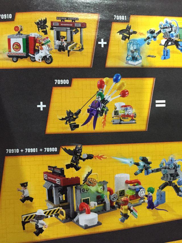 The LEGO Batman Movie LEGO 70910 Scarecrow