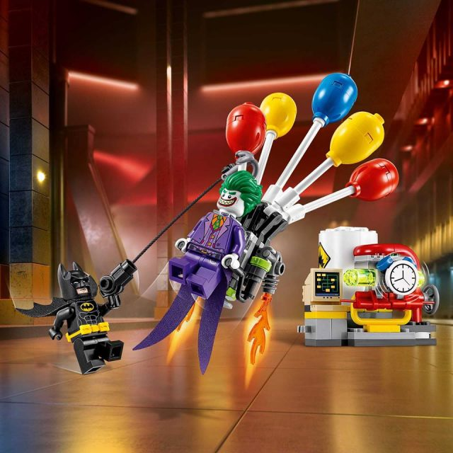 The LEGO Batman Movie The Joker Balloon Escape (70900)