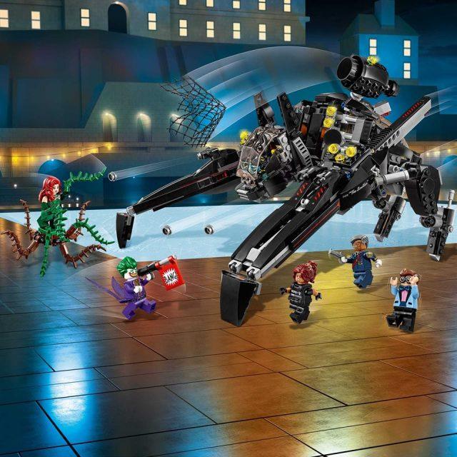 The LEGO Batman Movie The Scuttler (70908)
