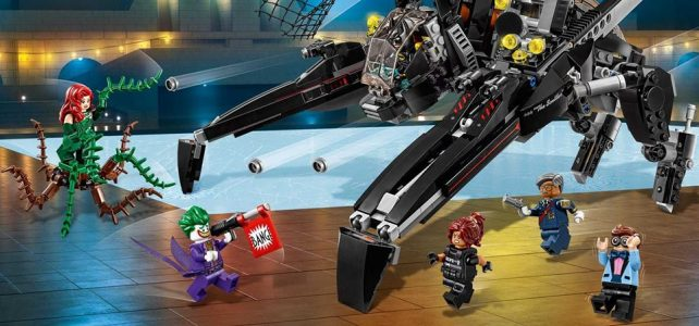 The LEGO Batman Movie The Scuttler (70908)