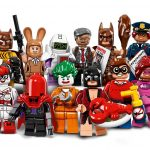 The LEGO Batman Movie minifigs à collectionner