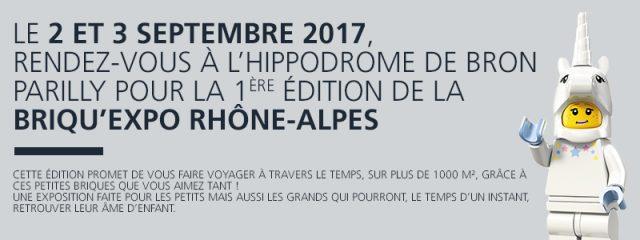 Brick Expo Rhone Alpes 2017
