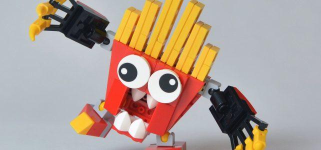 Challenge LEGO Mixels : tellement de thèmes possibles !