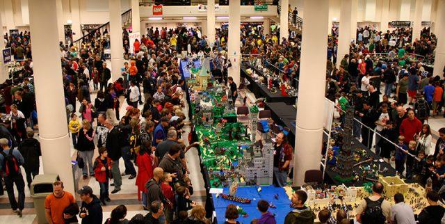 Événements et expositions LEGO