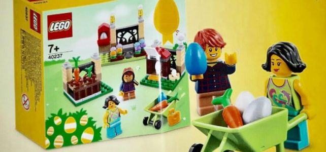 LEGO 40237 Easter Seasonal Pâques