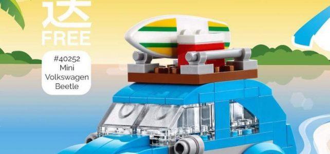 LEGO 40252 Mini Volkswagen Beetle