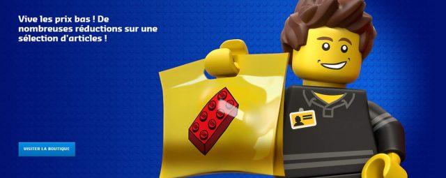 Boxing Day LEGO