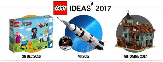 LEGO Ideas 2017