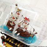 LEGO Ideas bateau en bouteille Leviathan