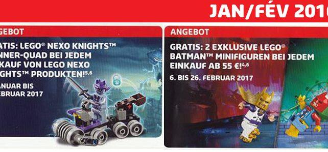 LEGO Store Calendar 2017