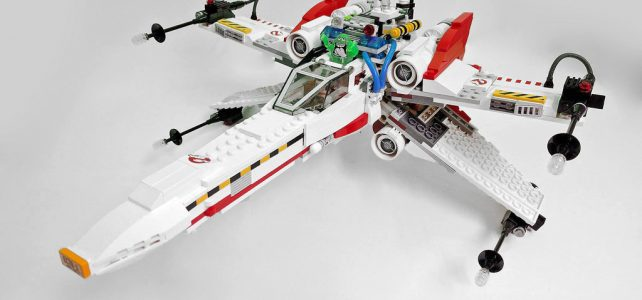 LEGO X-Wing Ghostbusters