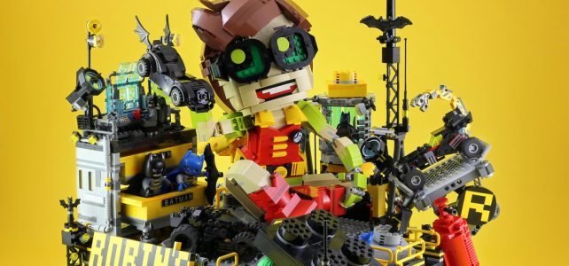 The LEGO Batman Movie vu par Robin