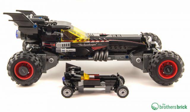 Polybag LEGO 30521 The LEGO Batman Movie Batmobiles