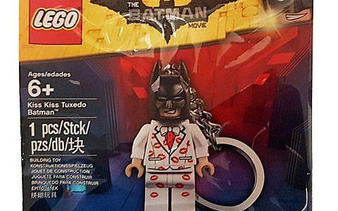 Polybag LEGO Batman Movie Kiss Kiss Tuxedo Batman 5004928