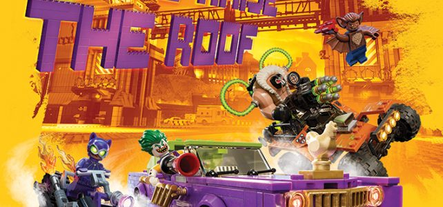 Affiches The LEGO Batman Movie : la folie marketing