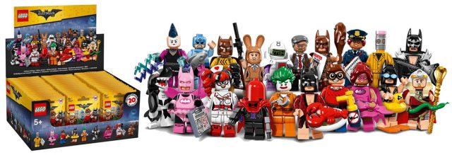71017 The LEGO Batman Movie Minifigures Series